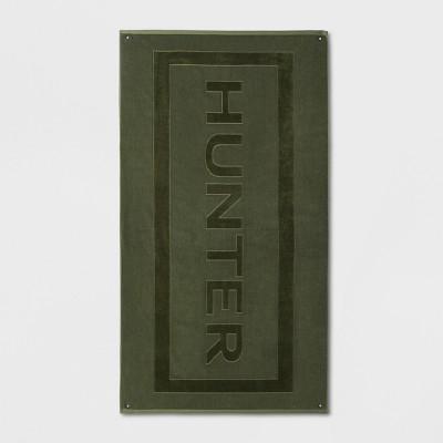 Hunter for Target Beach Towel - Green