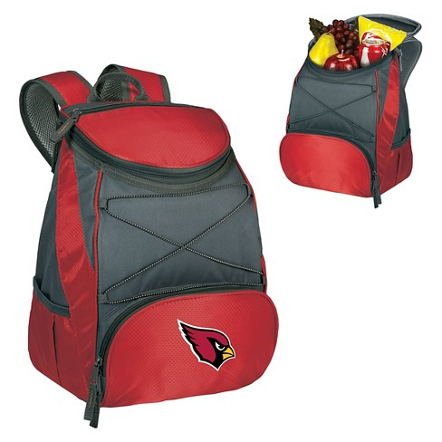 NFL PTX Backpack Cooler by Picnic Time - Red - image 1 of 2