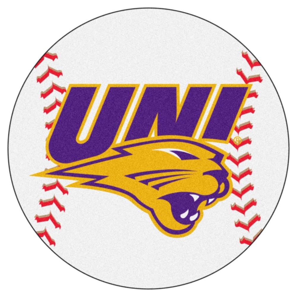 NCAA 27 Baseball Mat Northern Iowa Panthers