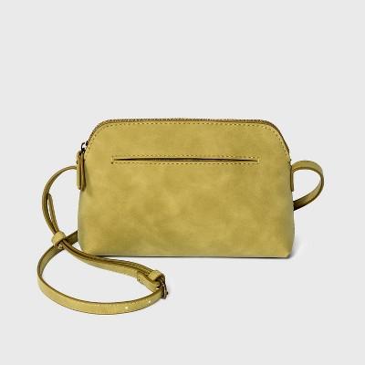 Zip Closure Crossbody Bag - Universal Thread™
