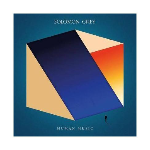 Solomon Grey - Human Music (CD) - image 1 of 1