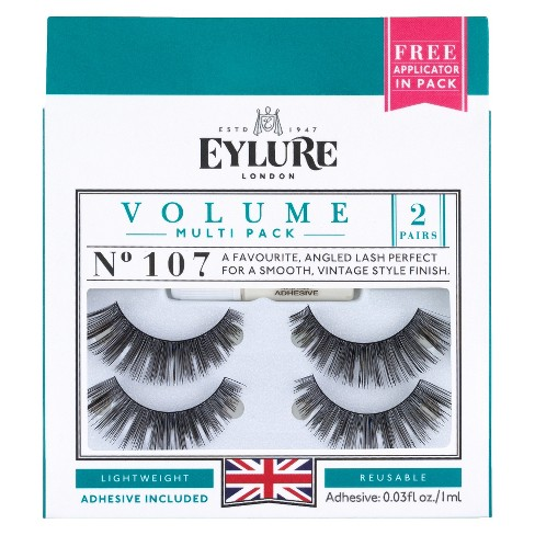 9fadca8bac1 Eylure Naturalites Evening Wear Ultra Glam False Eyelashes 2 Pair - 107