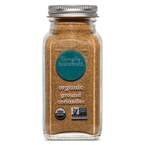 Organic Ground Coriander - 2.3oz - Simply Balanced™ - image 1 of 1