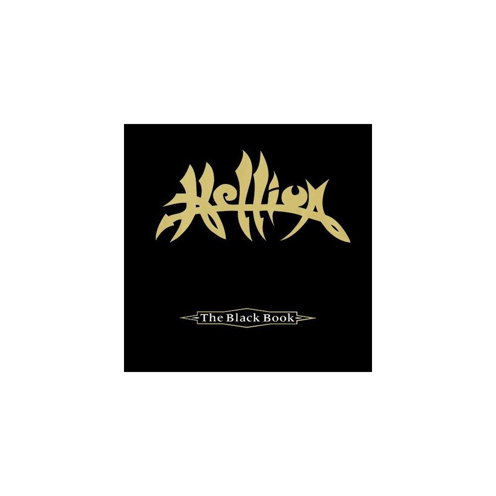 Hellion - Black Book (CD)