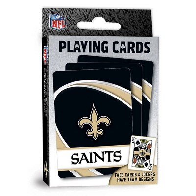 NFL New Orleans Saints Playing Cards