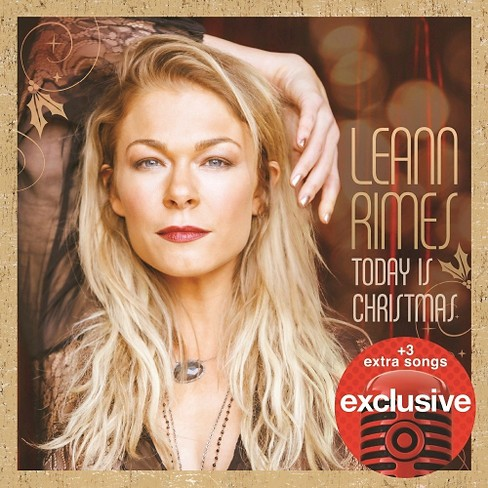 LeAnn Rimes - Today Is Christmas - Target Exclusive - image 1 of 1