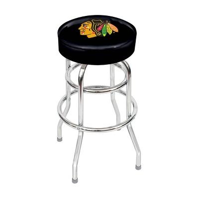 NHL Chicago Blackhawks Bar Stool