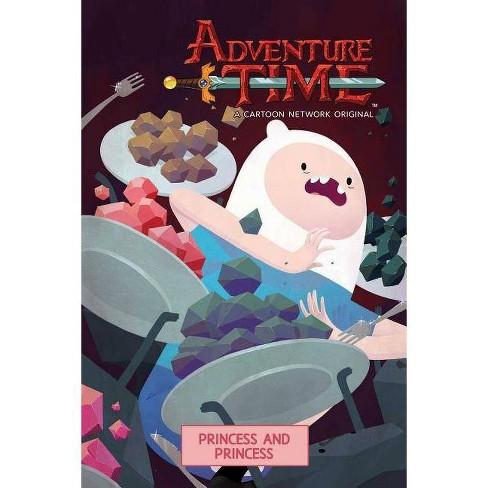 Princess & Princess - (Adventure Time (Kaboom!)) by  Jeremy Sorese (Paperback) - image 1 of 1
