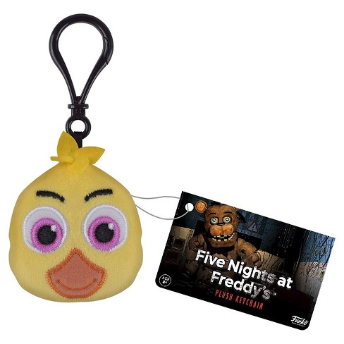 Five Nights at Freddy's Chica Plush Keychain - image 1 of 1