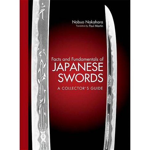 Facts and Fundamentals of Japanese Swords - by  Nobuo Nakahara (Hardcover) - image 1 of 1