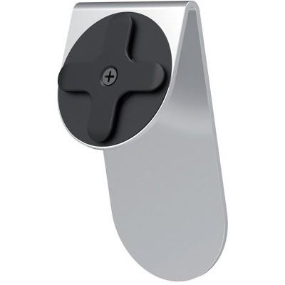 """PROPER iPad Kick Stand - 3"""" Height x 6"""" Width - Aluminum - Silver"""