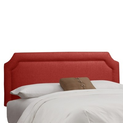 Clarendon Notched Headboard - Skyline Furniture