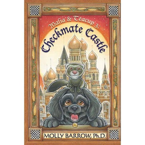 Checkmate Castle - (Malia & Teacup) by  Molly Barrow (Paperback) - image 1 of 1
