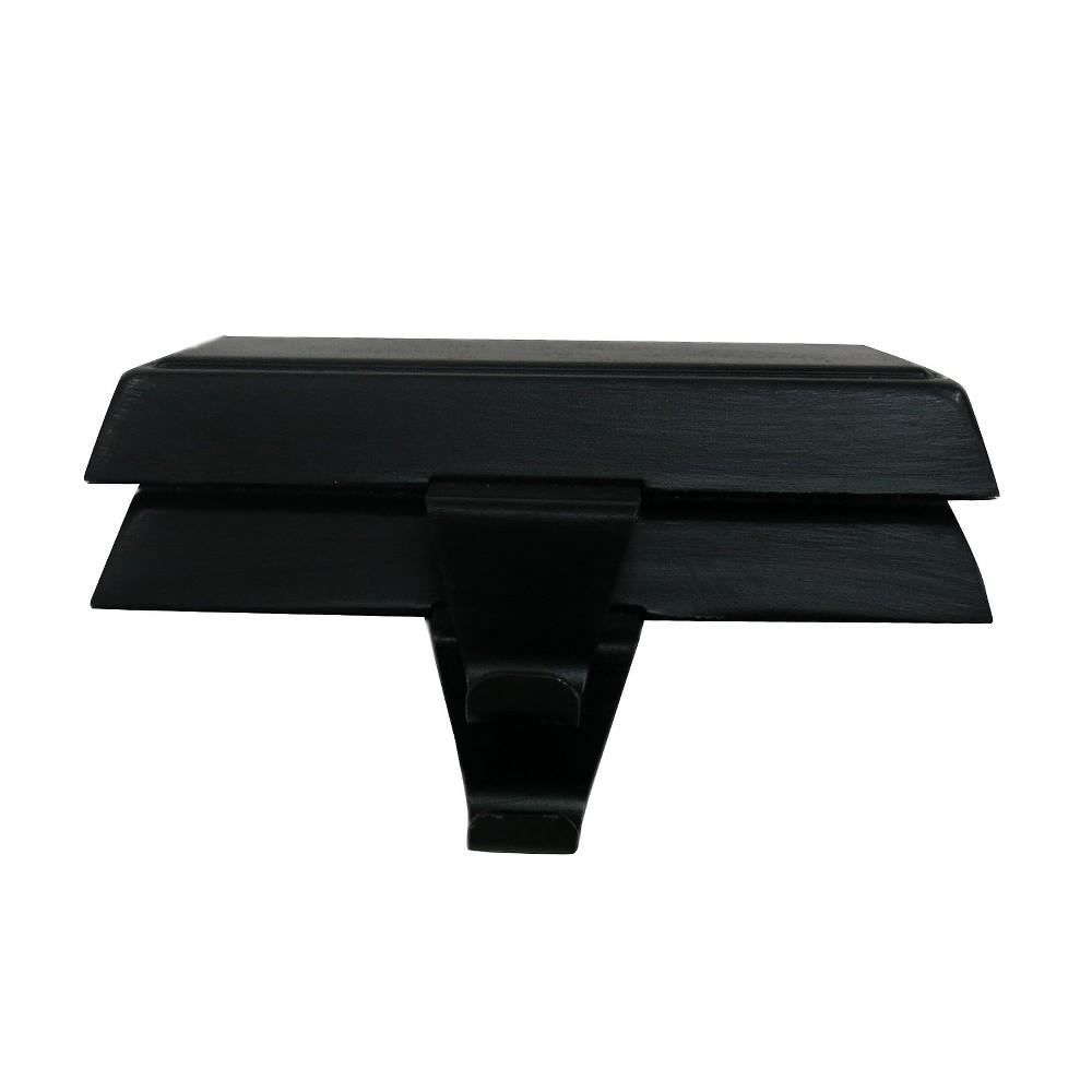 2ct Basic Stocking Holder Bronze - Wondershop
