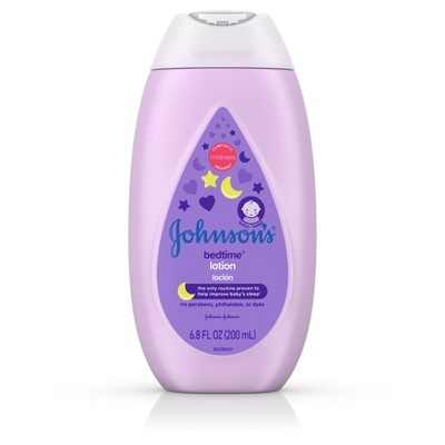 Johnson's Bedtime Lotion - 6.8oz