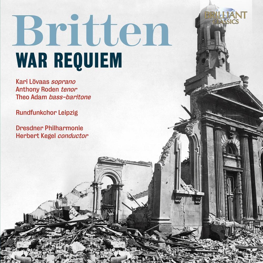 Various - Britten:War Requiem (CD)