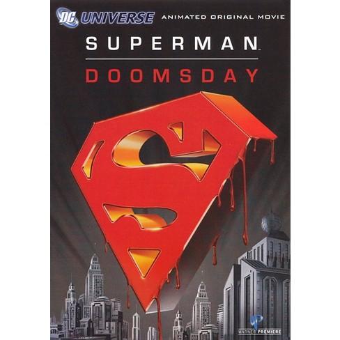 Superman: Doomsday (DVD) - image 1 of 1