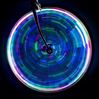 Sunlite WheelGlow Wheel Light Safety Light