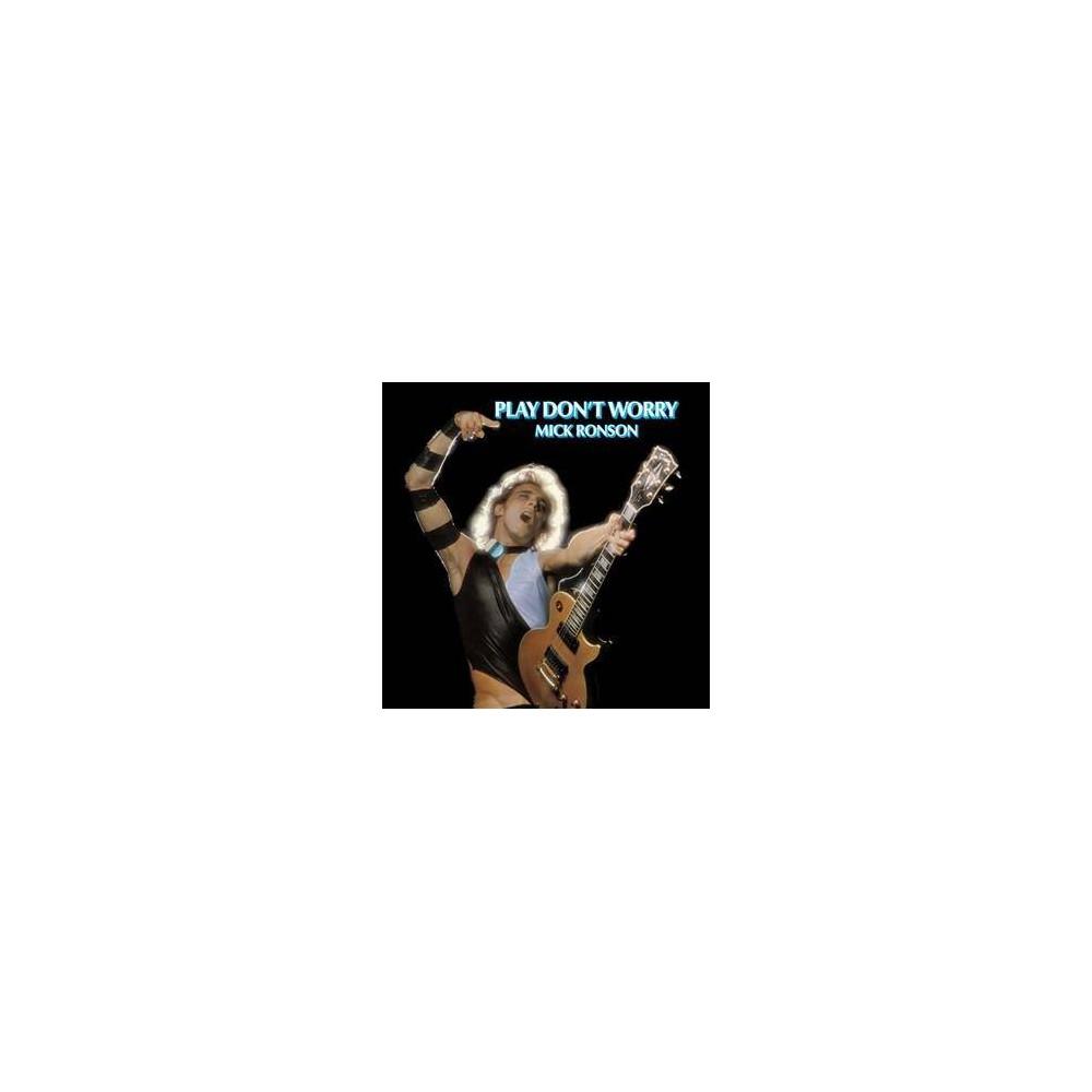 Mick Ronson - Play Don't Worry (Vinyl)