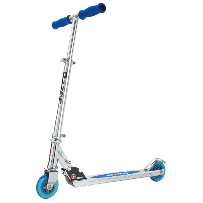 Razor A Scooter - Blue - image 1 of 5