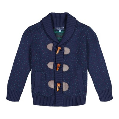 Andy & Evan  Infant   Toggle Cardigan