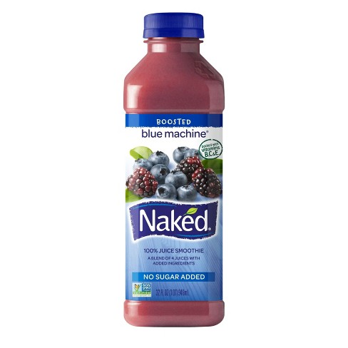 Naked Blue Machine All Natural Boosted Juice Smoothie - 32oz - image 1 of 1