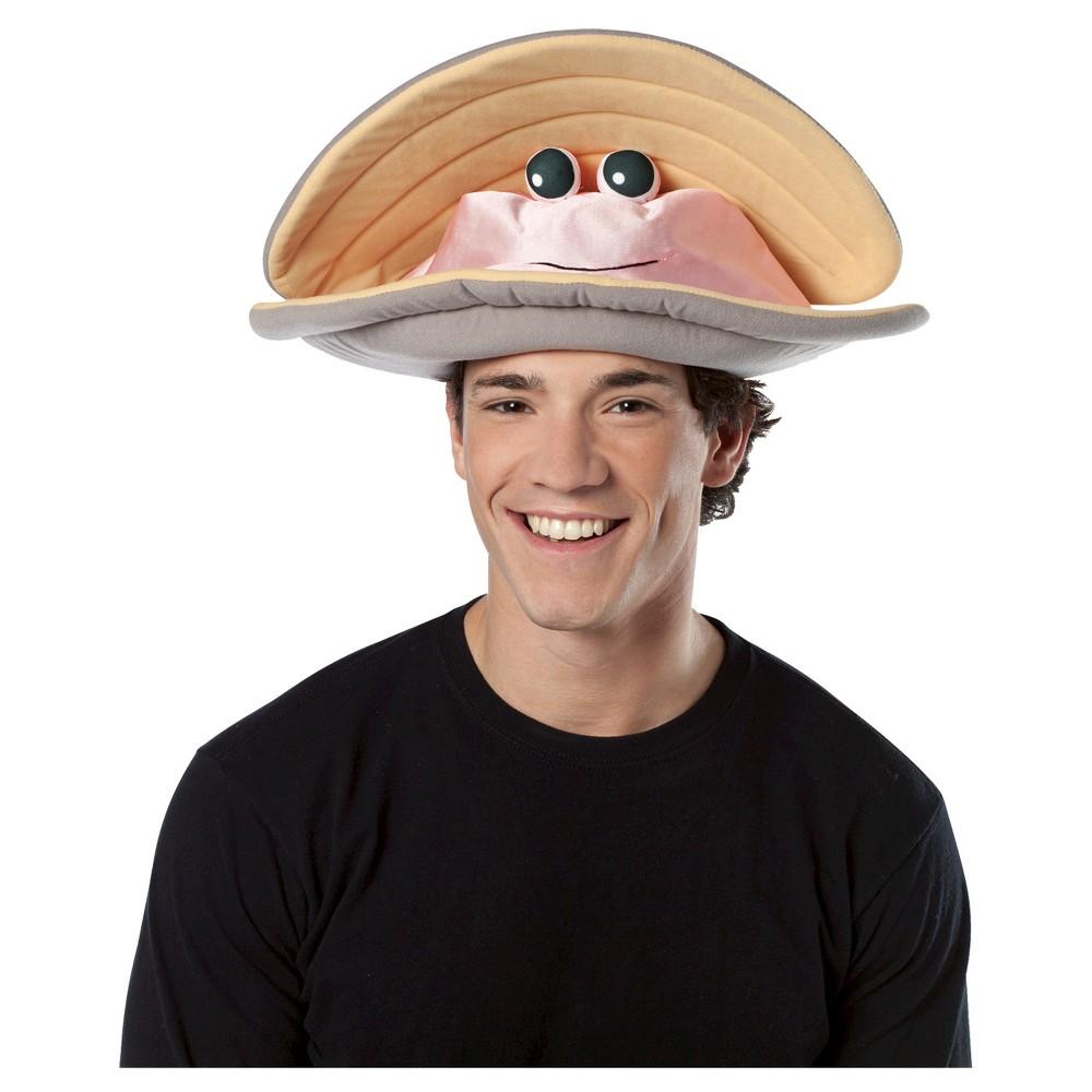 Clam Hat, Adult Unisex, Multi-Colored