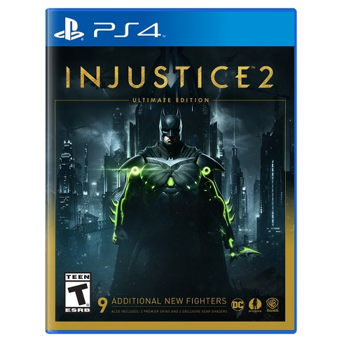 Injustice 2: Ultimate Edition PlayStation 4 - image 1 of 2