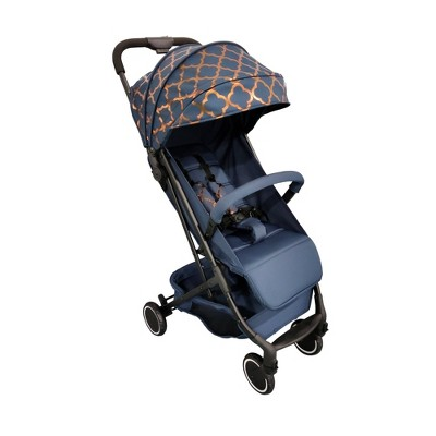 Your Babiie Mawma By Snooki Soho Ultra-Compact Travel Stroller - Navy