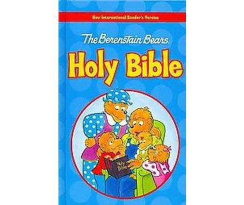 The Berenstain Bears Holy Bible (Hardcover) - image 1 of 1
