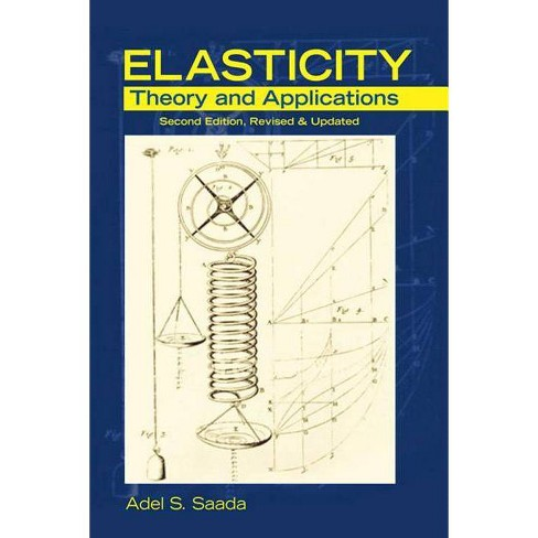 Elasticity - 2 Edition by  Adel Saada (Paperback) - image 1 of 1