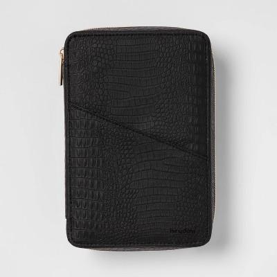 heyday™ Tech Organizer Croc Case - Black
