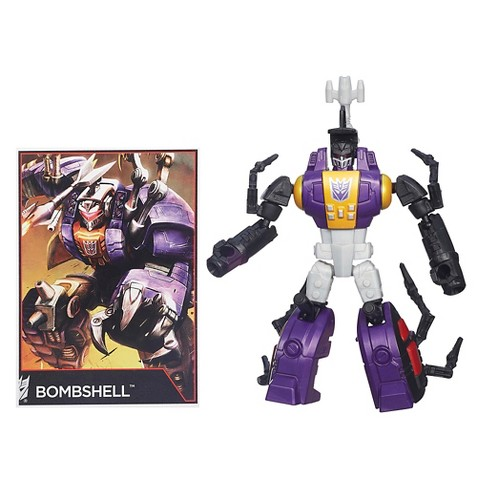 Transformers Generations Legends Class Insecticon Bombshell Figure - image 1 of 3