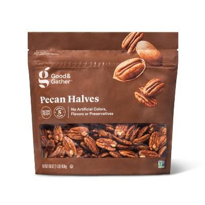 Pecan Halves - 16oz - Good & Gather™