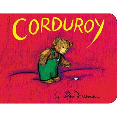 Corduroy (Board Book)by Don Freeman