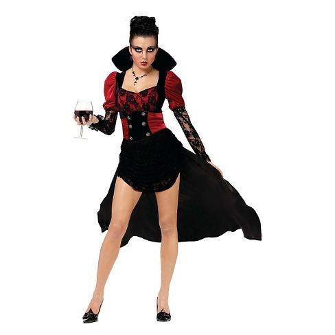 Women's Vampiressa Costume - Large - image 1 of 1