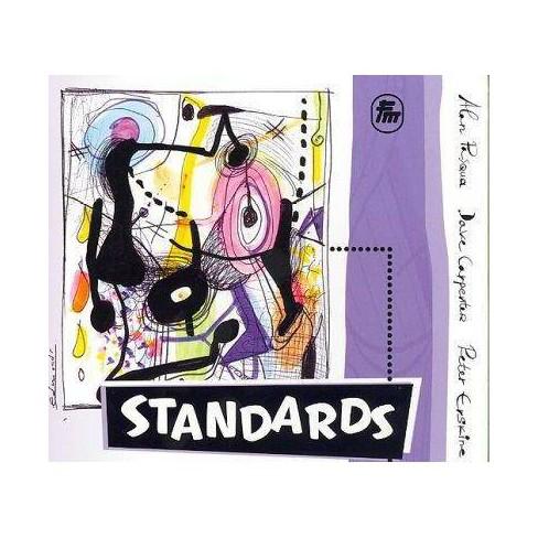 Alan Pasqua - Standards (remaster) (CD) - image 1 of 1