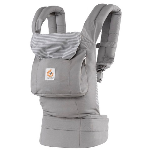 e419836437d Ergobaby Original Ergonomic Multi-Position Baby Carrier - Misty Gray    Target