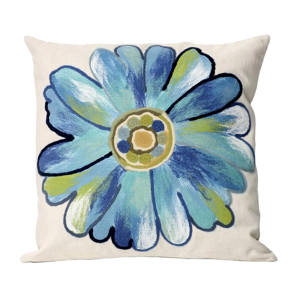 Throw Pillow Liora Manne Blue