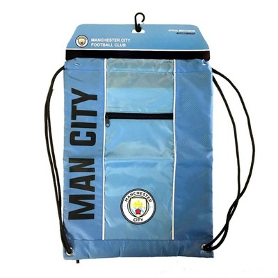 """FIFA Manchester City Officially Licensed 18"""" Drawstring Bag"""