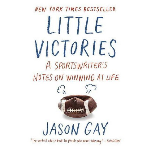 Little Victories - by  Jason Gay (Paperback) - image 1 of 1
