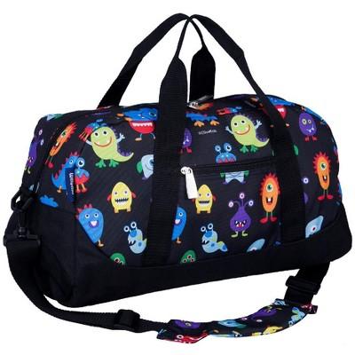 Wildkin Monsters Overnighter Duffel Bag