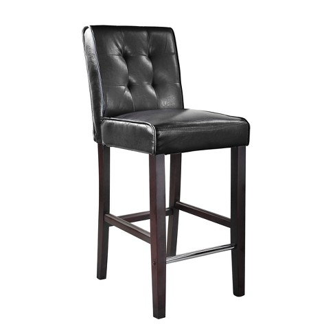 Counter And Bar Stools CorLiving Black - image 1 of 3