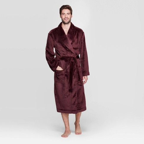 Men's Plush Robe - Goodfellow & Co™  - image 1 of 2