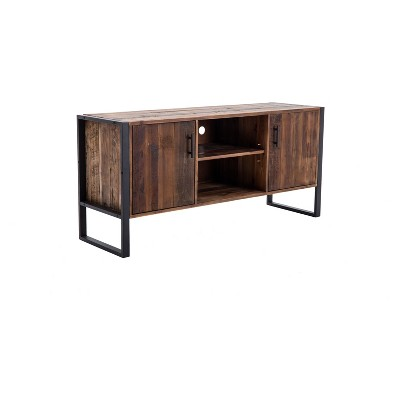 "Ruffalo 60"" TV Stand Reclaimed Brown - Crawford & Burke"