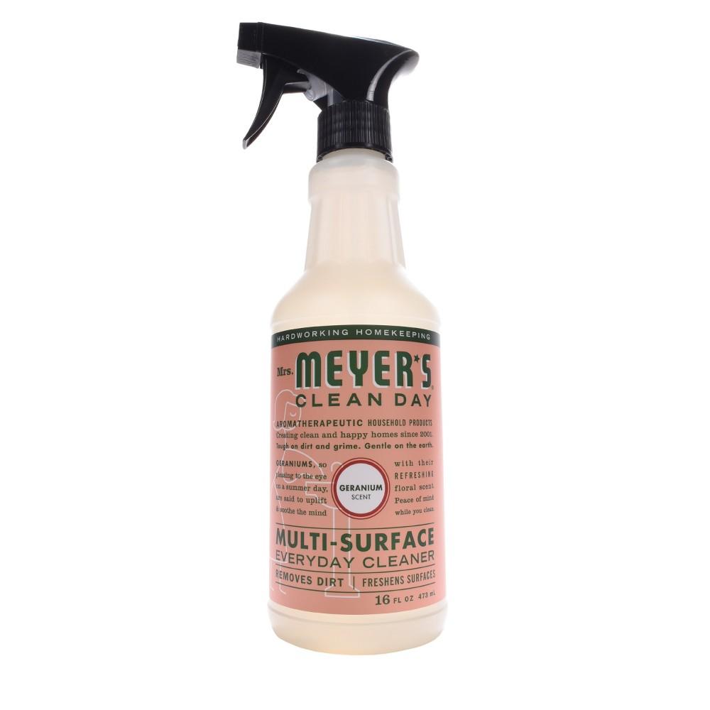 Mrs. Meyer's Geranium All Purpose Cleaner Spray - 16 fl oz