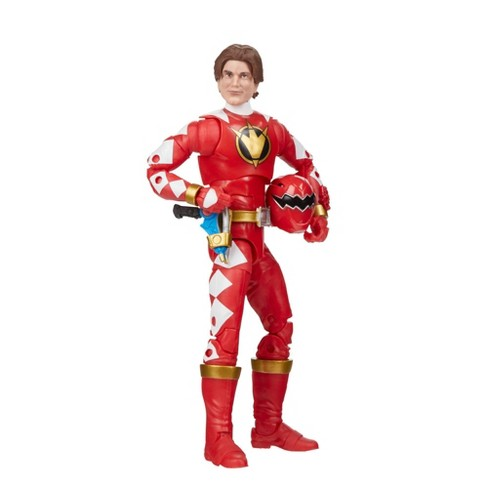 Power Rangers Lightning Collection Dino Thunder Red Ranger Figure - image 1 of 4