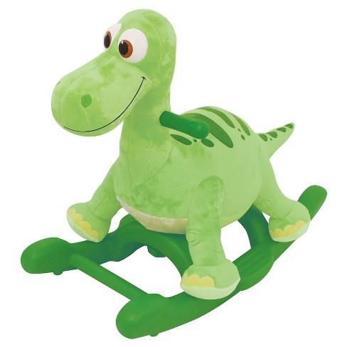 kiddieland disney pixar the good dinosaur arlo the dino rocker target