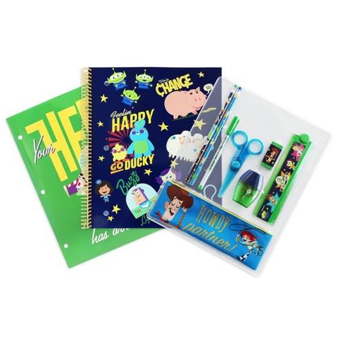 Disney Toy Story 10pc School Supply Kit - Disney store - image 1 of 4