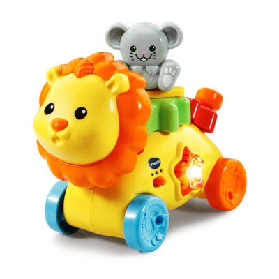 VTech GearZooz GearBuddies Lion and Mouse